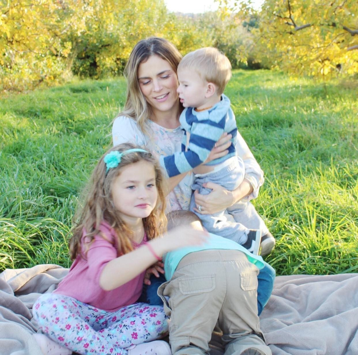 6 Tips to Help lessen the stress of being a mama!