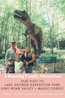 A Roaring Family Fun Attraction You Must Checkout!