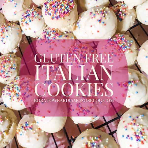 Best Gluten Free Italian Cookies!